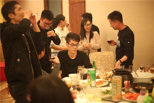 厦门贵隆鑫网络科技有限公司尾牙晚会